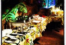 Corporate Events / Corporate events at the Rainforest Cafe