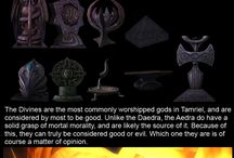Gaming Lore / Irrelevant information, or so some would say...