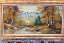 Reinvent Thrift Shop Art