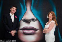 Denver Art Gallery Wedding PIctures / Artwork Network Gallery Wedding Pictures