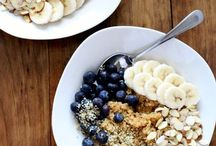 Healthy Breakfeast Ideas