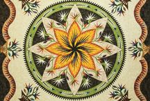 Paradise in Blooms / by Quiltworx Judy Niemeyer