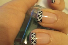 BEAUTYBYLULU716 my nail creations #beautybylulu716 / easy simple nail creations i have done on my own nails..someone want to try them out..or give me feedback on making tutorials ..:) / by Lulu Vivas