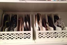 Closet Organizing / by Emily LaMar