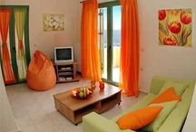 Greece Holiday Homes / A selection of the most colourful and inspiring Greek holiday home rentals available to rent direct from owners abroad in Greece for your vacation.