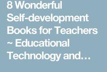 8Wonderful Self-development Books for Teachers