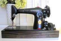 S is for Sewing Machines