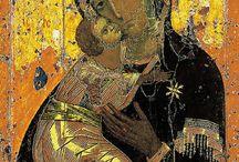 byzantijnse iconen