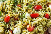 pasta salad without mayo