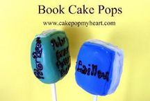 Book Theme Baby Shower / by Cake Pop My Heart