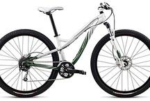 Mountain bike / My new love