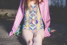 Girlswear / Gorgeous girlswear pretty in print