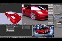 Blender_Vehicles