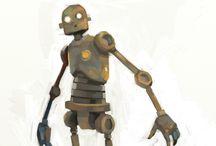 Robotics Art and Design