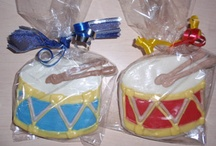 Projects: Drum cookies