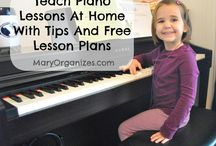 Music Ideas for Parents / Ideas, articles, blog posts, musical opportunities, and games to encourage your musical child