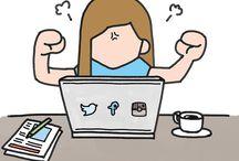 Blogger e blogging