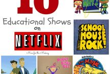 Homeschooling- Netflix learning