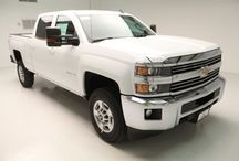 Chevrolet Silverado 2500HD / You can tow massive loads with minimum effort with these Silverado 2500HD's from the most innovative dealership in the nation, Vernon Auto Group!