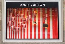 Shop window - Louis Vuitton