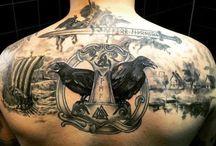 nordic and slavic tattoos