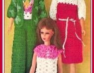 Crochet Dolls, Clothes and Accessories