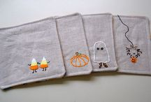 Halloween Inspiration / Spooky! Halloween styles we love.
