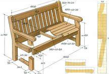 Отдых в саду. / Здесь я хочу показать некоторые решения для Вашего дачного участка.