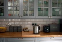 New kitchen / Bodbyn from IKEA