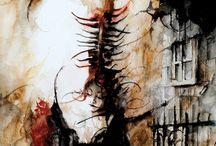 Illustrations / Sketches, illustrations, artworks.