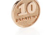 """Золотые монеты / Ювелирная Сеть """"Золотой"""" - богатый ассортимент украшений. В интернет-магазине Вы также сможете выбрать и приобрести монеты"""
