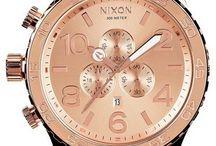 Nixon Quartz  Watches / Nixon Quartz Chronograph All Rose Gold 300M A083-897-00 Men's Watch http://bit.ly/1TNQu0c
