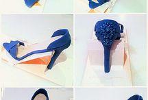 Shoe - cake