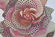 bunga mawar_doodle