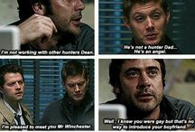 supernatural scenes