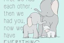 Nursery - Elephant Theme
