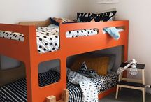 Shared kids rooms we LOVE