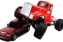 Electric RC Monster Trucks