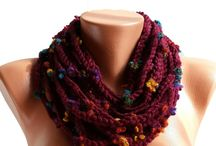 My Shop Updates♥ / A creator of handmade neckwarmer, shawl, cowl, beret  hat,  scarf, barefoot sandals, bag, gloves and many other apparel, accessories..  I ♥ Knit & Crochet !