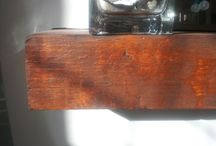 Rust Effect Finshes / Finishes created with Modern Masters Rust Effect paints