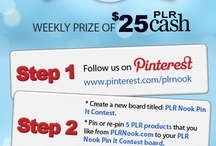 Pin It Contests