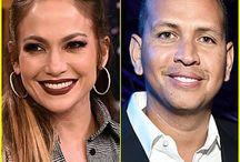 Celebrity relationships
