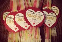 Valentines Day / Some fun ways to enjoy Valentines Day at home as a family.