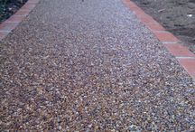 resin pave