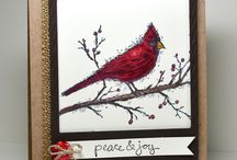 Stampin' Up! Beauty Of The Season (RETIRED)