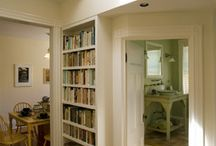 Ideas of built in bookcase for my entry