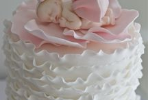 chrzest tort
