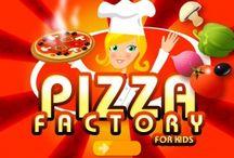 Applications Cuisine enfants / Créer