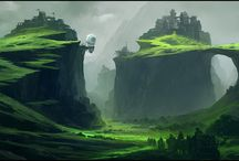 Environments / by Albus Weka