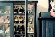 Shoe Storage / Cupboard shoe storage